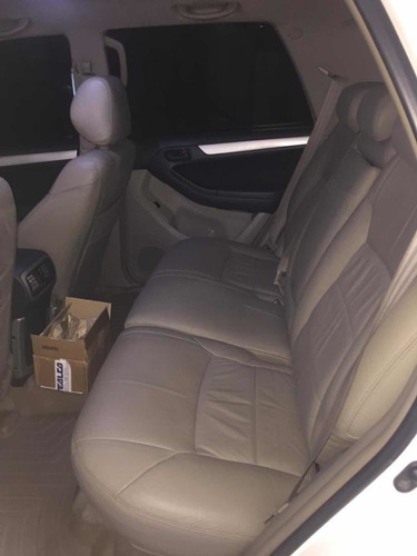 toyota 4runner 4x2 asiento de cuero