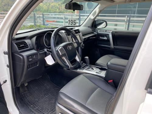 toyota 4runner automatica 4x4 gasolina 4000cc