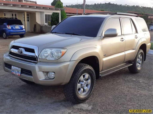 toyota 4runner - automatica