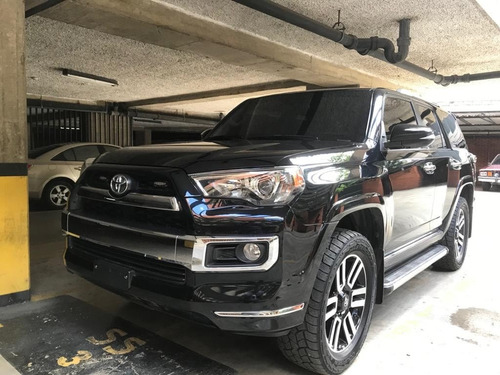 toyota 4runner blindada 2018