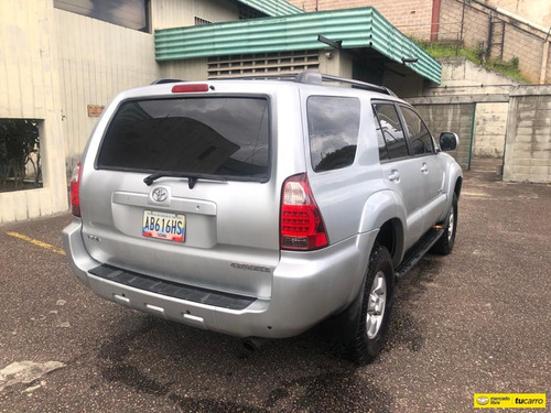 toyota 4runner blindada limited