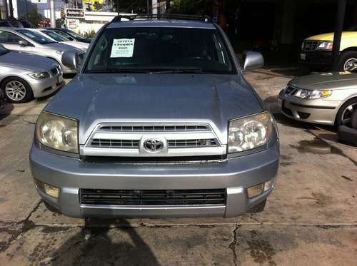toyota 4runner limited 2005 3 filas  abs piel qc at