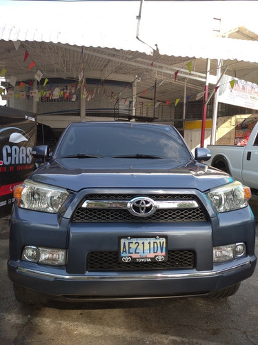 toyota 4runner limited 2012