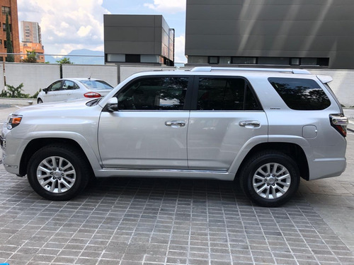 toyota 4runner limited 2017 - gris