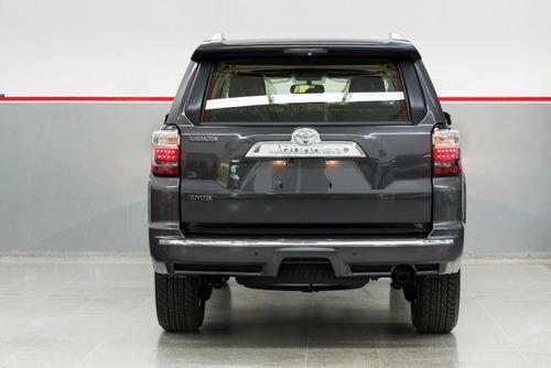 toyota 4runner limited 2018 4.0 4x4 gasolina triptónica