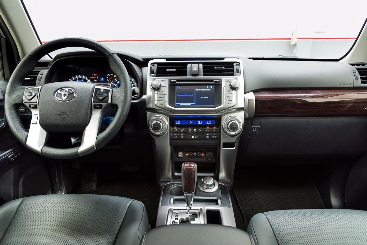 Toyota 4runner Limited 2019 4.0 4x4 Gasolina Triptónica ...