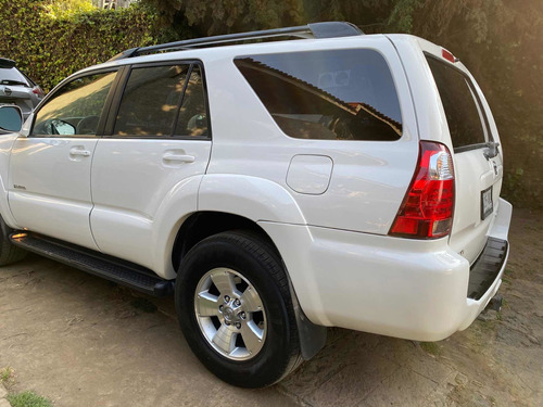 toyota 4runner limited 3 filas ba abs piel qc at 2008