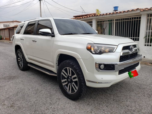 toyota 4runner limited 4x4 2016