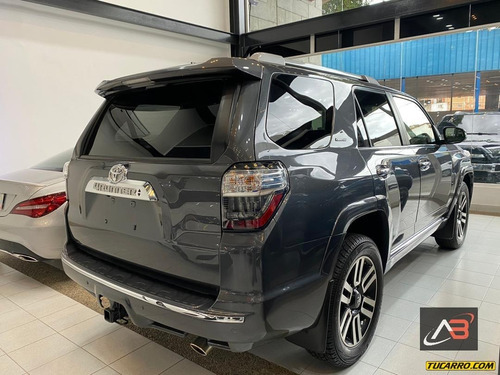 toyota 4runner limited 4x4 2019