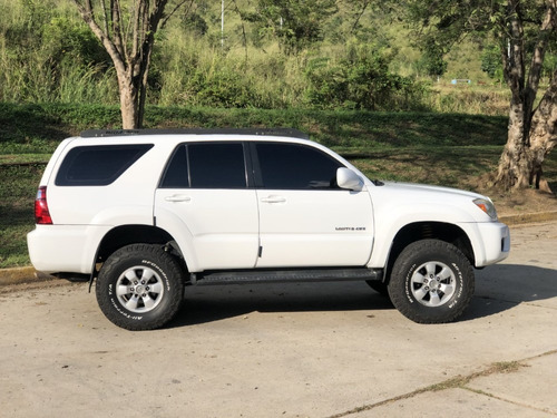 toyota 4runner limited 4x4 año 2007 impecable