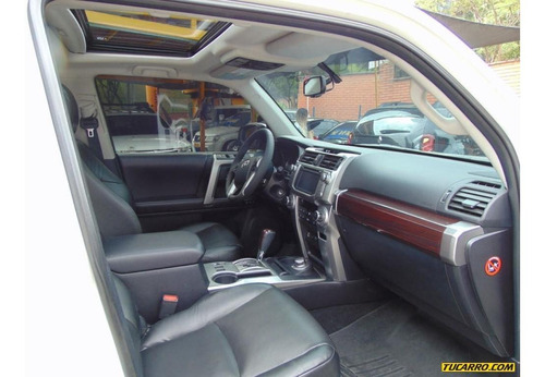 toyota 4runner limited at 4000 4x4