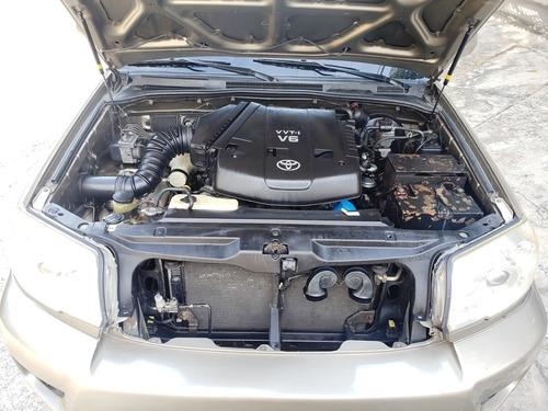toyota 4runner limited aut 4x4 modelo 2007 blindaje ii