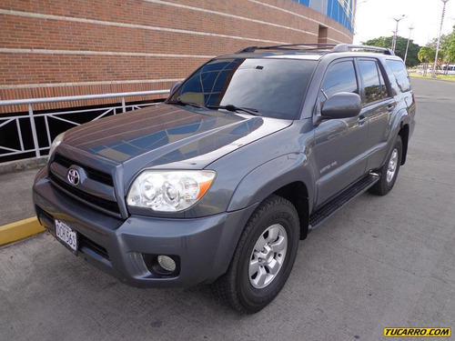 toyota 4runner limited automática
