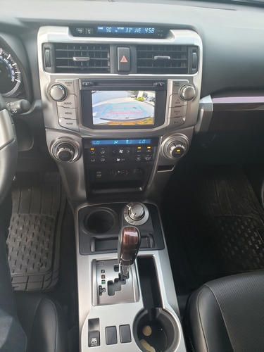 toyota 4runner limited automatico 4x4 modelo 2018