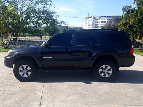 toyota 4runner limited automático