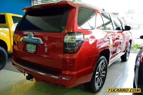 toyota 4runner limited - automático