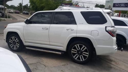 toyota 4runner limited blanca 2014