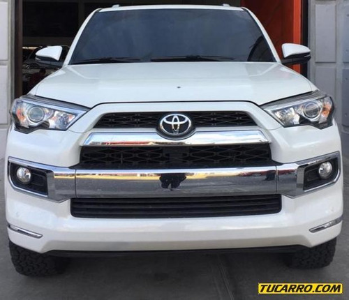 toyota 4runner limited blindada