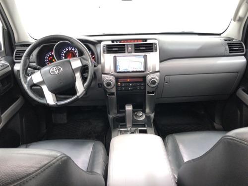 toyota 4runner limited modelo 2010 - excelente estado!!!