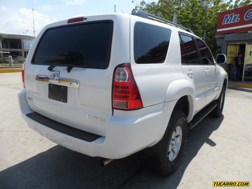 toyota 4runner limited v6 4x4 - automatico