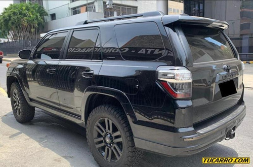 toyota 4runner night shade