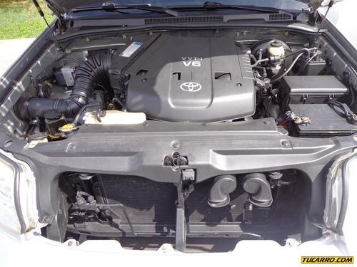 toyota 4runner sr5 4x2 automático