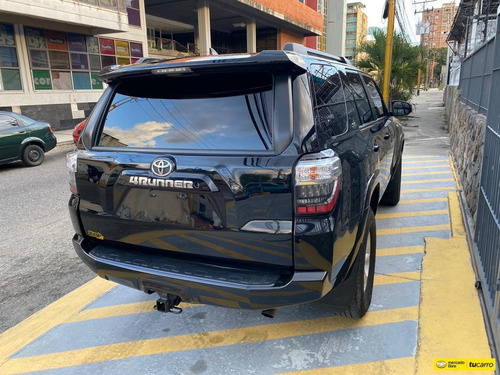 toyota 4runner sr5 automática 4x4 2015
