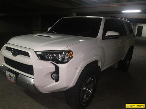 toyota 4runner trail max 4x4