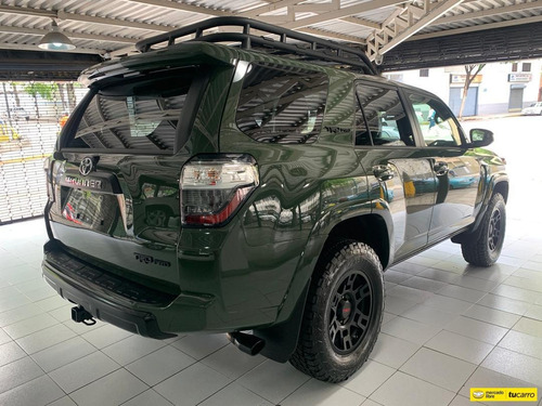 toyota 4runner trd pro green army 2020