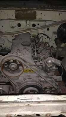 toyota 4x4 eje rígido 81 japonesa diesel 2.2