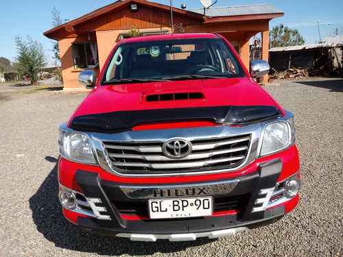 toyota 4x4 full 3000 cc año 2014 motor 3000