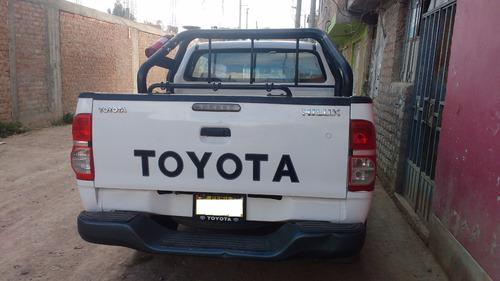 toyota 4x4 hilux 2012 inter cooler (semifull)