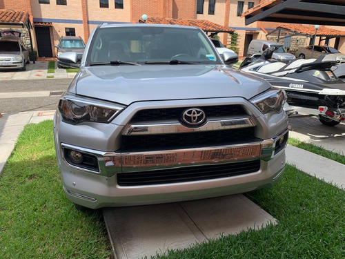 toyota 4x4 limited 2016