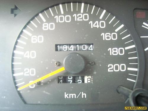 toyota autana 4x4 - automática