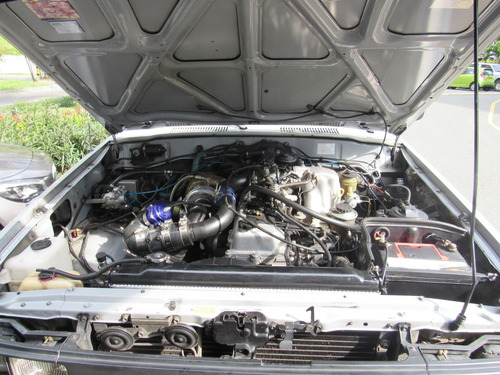 toyota autana burbuja gas gasolina turbo at 4x4 cc4500