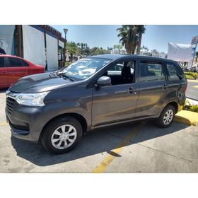 Toyota Avanza 1.5 Cargo 99hp Mt 2016