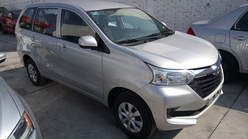 toyota avanza 1.5 le at 2017