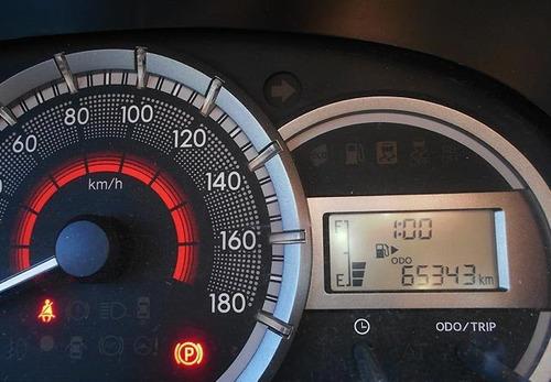 toyota avanza 1.5 premium 99hp mt 2016 negro