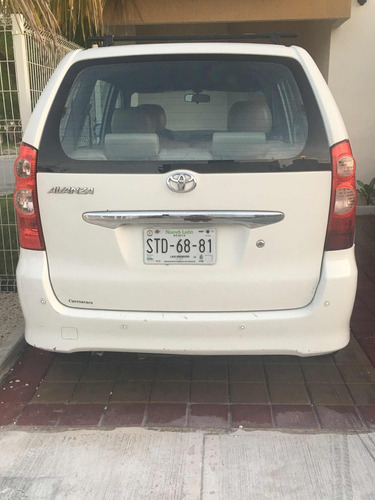 toyota avanza 1.5 premium at 2011