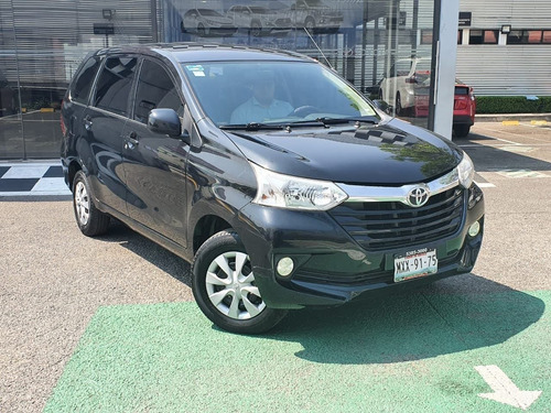 toyota avanza 2016 1.5 premium at