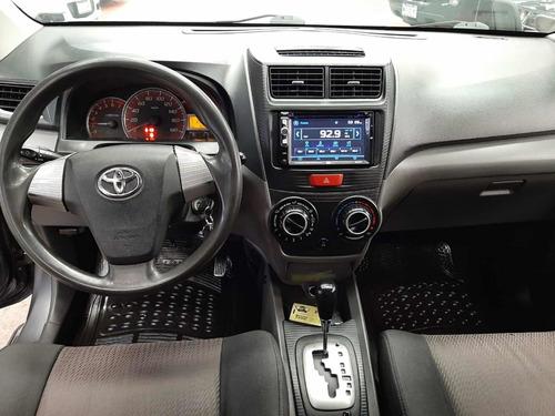 toyota avanza premium aut ac 2015