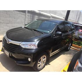 Toyota Avanza Xle At  Negra 2018