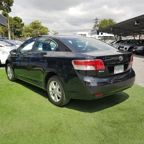 toyota avensis 2012 $6999