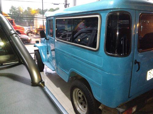 toyota bandeirante 1978 diesel