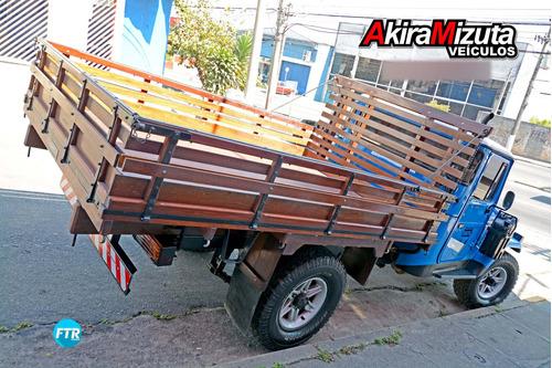 toyota bandeirante 3.7 bj55lp-bl3 4x4 cs diesel 2p manual