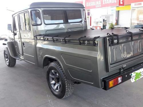 toyota bandeirante 3.7 cab. dupla 2p 2000