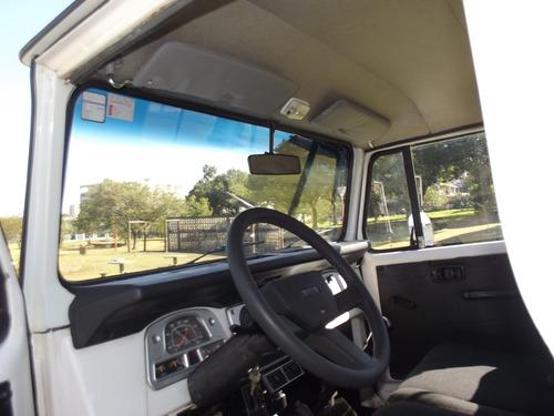 toyota bandeirante 3.7 cab. dupla 2p