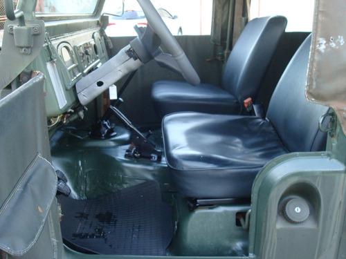 toyota bandeirante cabine dupla militar xingu pantera negra