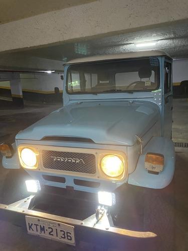 toyota bandeirante diesel 4x4