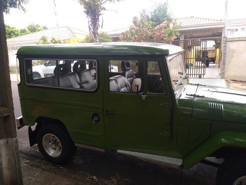 toyota bandeirante diesel 4x4. dh, 6lug